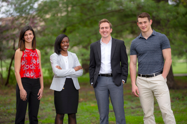 2019 Iowa State University Goldwater Scholars